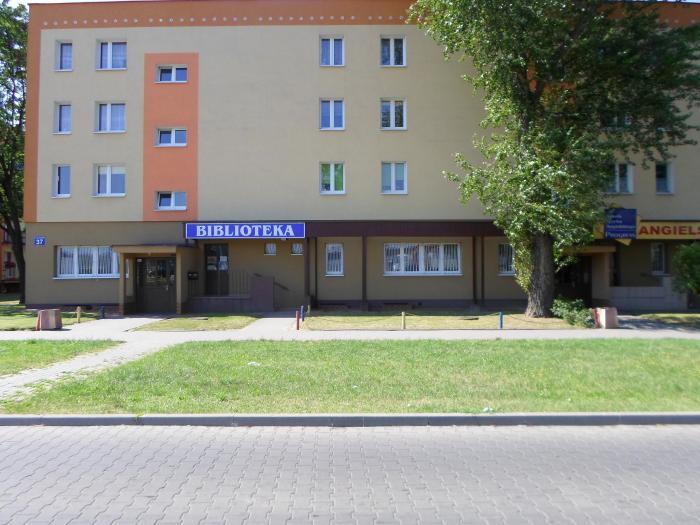 Miejska i Powiatowa Biblioteka Publiczna w Nowym Dworze Mazowieckim