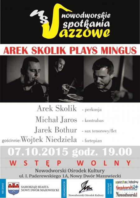 Arek Skolik Plays Mingus