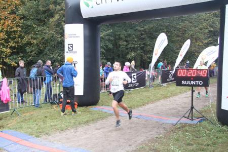 I Bieg City Trail z Nationale Nederlander.